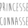 T-shirt Princesse Connasse
