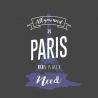 All you need is Paris