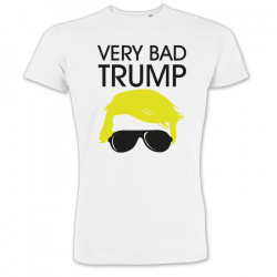 T-shirt Very Bad Trump