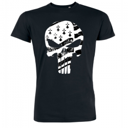 T-shirt Breizh Punisher