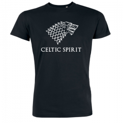 T-shirt Celtic Spirit Wolf