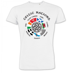 T-shirt Celtic Nation 1