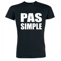T-shirt Pas simple
