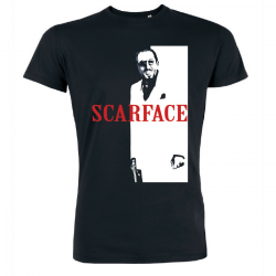 T-shirt Scarface - Ribery